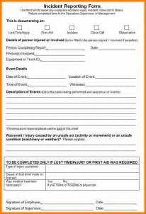 Free Budget Sheet Template 9 Exle Of Incident Report Form Bid Template