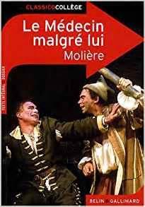 Le Medecin Malgre Lui French Edition Moliere