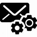 Icon Email Icons Exchange Data Settings Flaticon