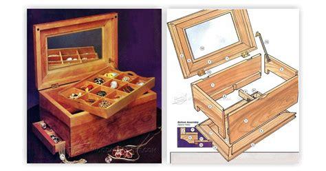 build jewelry box woodarchivist