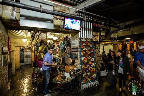 Chelsea Market, a must see place in New York