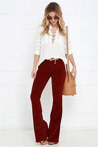 25+ best Corduroy pants ideas on Pinterest | Claudia schiffer Bombshell hair and Soft bangs