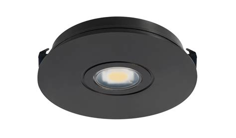 Recessed Led Puck Lights Under Cabinet