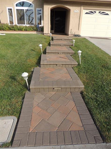 paver walkways san diego sidewalk contractors san diego
