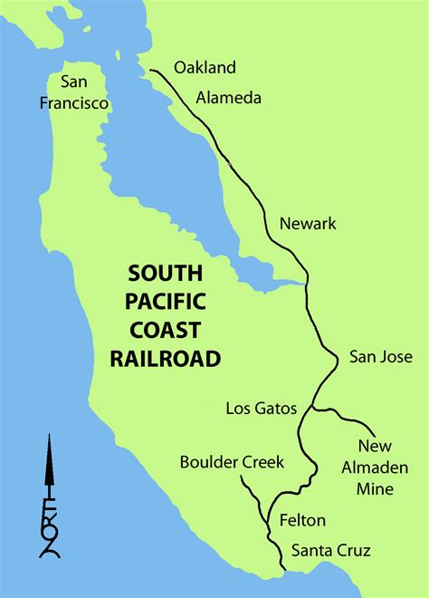 south pacific coast railroad wikipedia