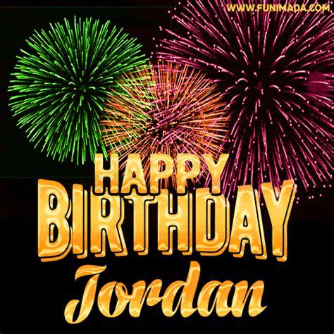 happy birthday gifs  jordan   funimadacom