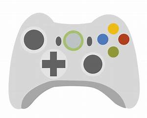 Xbox 360 Controller Clipart transparent PNG - StickPNG