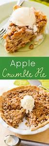 Apple Crumble Pie - Sallys Baking Addiction