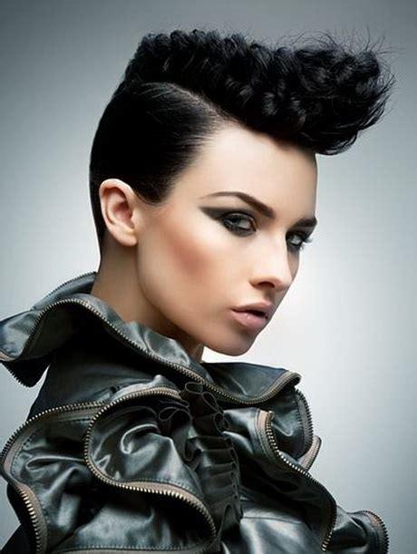 Edgy Black Hairstyles by Edgy Black Hairstyles
