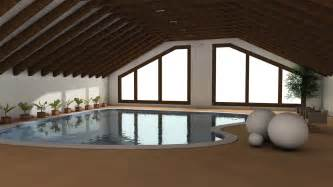 Stunning House Indoor Swimming Pool by Indoor Pools