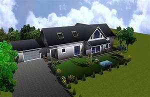 Logiciel Architecture Gratuit Simple : logiciel dessin 3d gratuit maison cliquez sur lu0027image ~ Premium-room.com Idées de Décoration