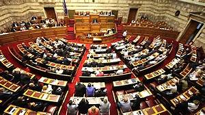 Greek Government Secures Confidence Vote from Greek Parliament
