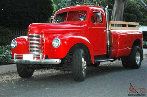 Awesome Custom 41 International Bio Diesel Shop Truck Pick