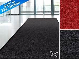Gummi Teppich Meterware : schmutzfangmatte monochrom ~ Markanthonyermac.com Haus und Dekorationen