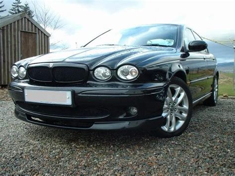 Jaguarsuperv8 2003 Jaguar X-type Specs, Photos