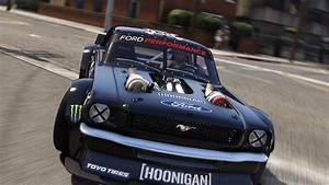 "1965 Hoonigan Ford ""Hoonicorn"" Mustang [ADDON | ANIMATED]"