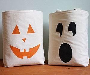 Trick or Treat 15 Homemade Bag & Bucket Ideas