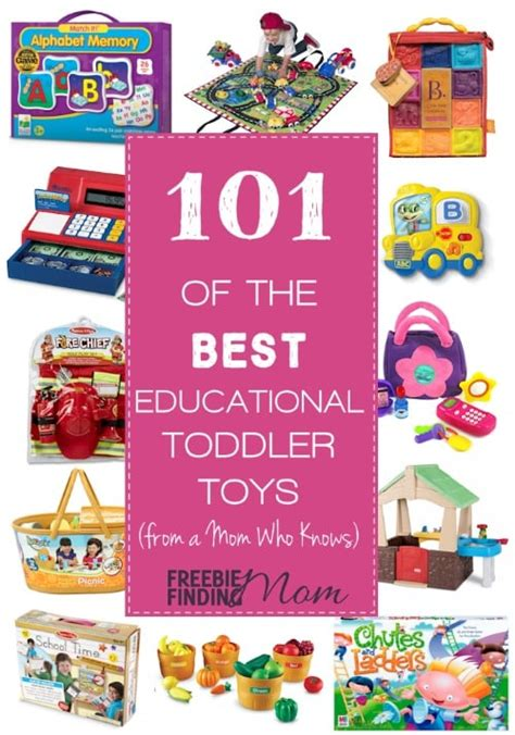 101 Of The Best Educational Toddlers Toys (from A Mom Who Knows