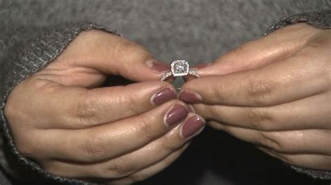 Woman's Engagement Ring Found In Sewer After Being Flushed