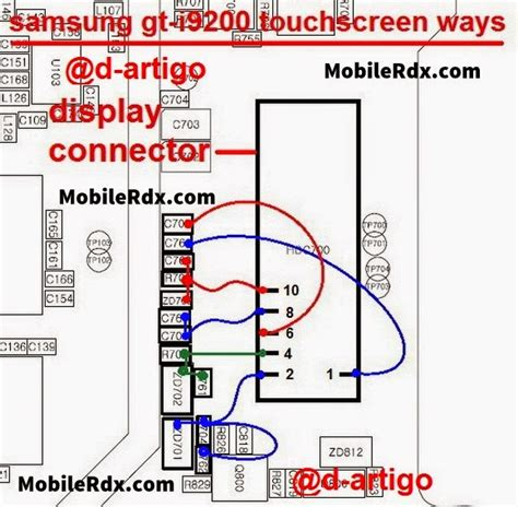 touch l not working galaxy mega i9200 touchscreen ways problem