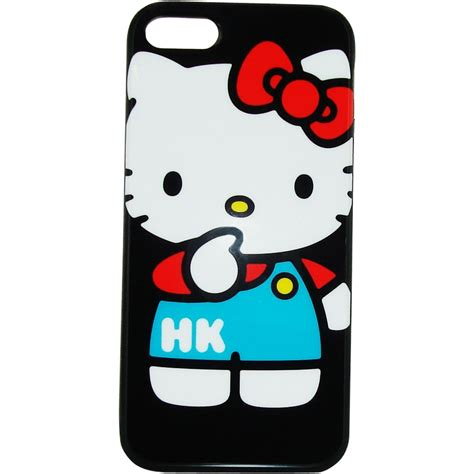 hello kitty iphone hello kitty overalls iphone 5 phone