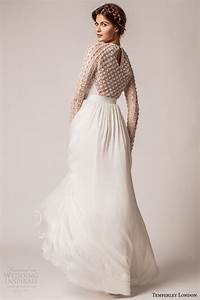 temperley london fall winter 2015 wedding dresses With beaded wedding dresses with sleeves