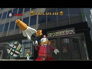 LEGO Marvel Super Heroes - Unlocking Howard the Duck ...