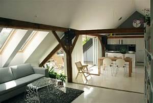 Kleine Dachwohnung Einrichten : dachwohnung einrichten 35 inspirirende ideen ~ Bigdaddyawards.com Haus und Dekorationen