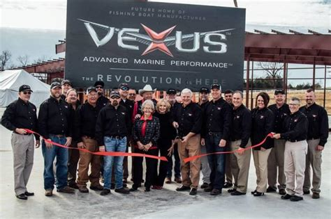 Vexus Boats by Boatbuilding Legacy Continues With Launch Of New Brand Vexus