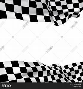 Background Checkered Flag Vector & Photo   Bigstock