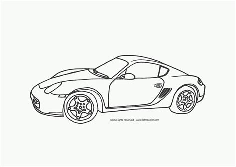 Coloring Car by Car Coloring Pages 34 Coloring