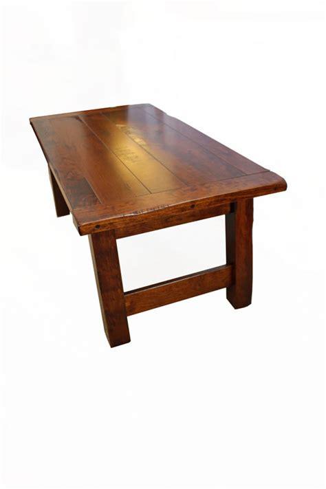 Settler's Coffee Table  Ohio Hardword & Upholstered Furniture