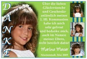 danksagung kommunion sprüche foto danksagung kommunion konfirmation jugendweihe danksagungskarten