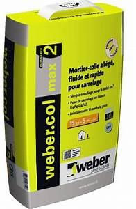 Sac De Colle Carrelage : mortier colle pour carrelage c2 fg u4p4s weber col max 2 ~ Dailycaller-alerts.com Idées de Décoration