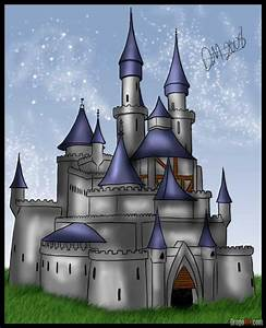 Tattoo Design: castle tattoos