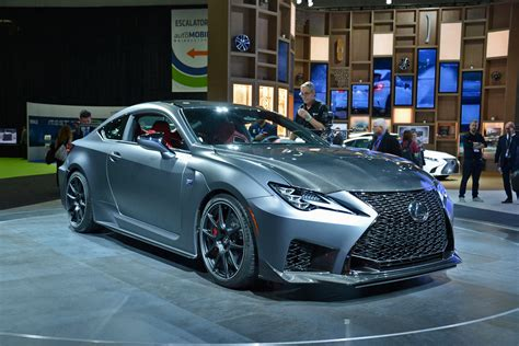 Lexus Rc F Hp by 2020 Lexus Rc F Gt Lexus Cars Review Release Raiacars
