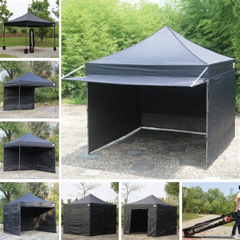 abccanopy easy pop  canopy tent instant shelter deluxe portable market canopy
