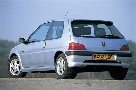 Peugeot 106 Gti by Peugeot 106 Gti In Pictures Evo