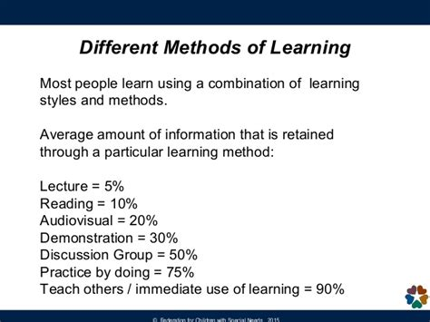 understanding my child s learning style