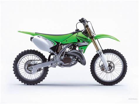 Kawasaki Kx Image by Kawasaki Kawasaki Kx 125 Motocross
