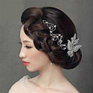 Buy Wholesale Luxury Wedding Headdress Jewelry Butterfly