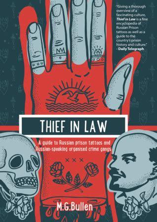 thief  law  guide  russian prison tattoos