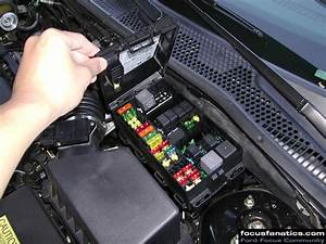 Ford Focus Fuse Box 2002