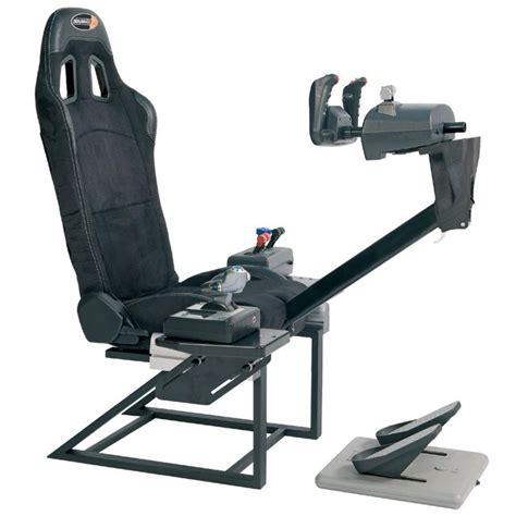 siege simulateur de vol playseats flightseat joystick playseat sur ldlc com