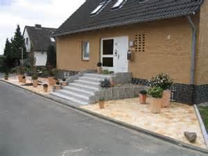 treppe stufen gestaltung mit natursteinen