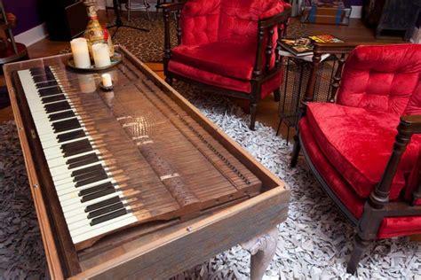 creative ways  repurpose piano parts