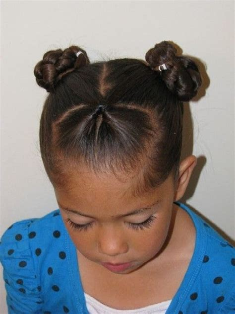 cute easy hairstyles for black little girls elle hairstyles