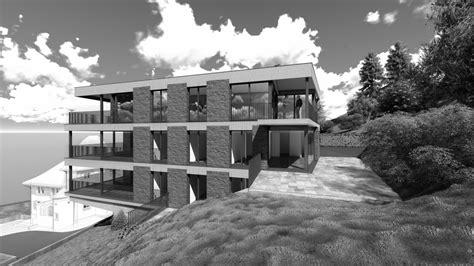 Einfamilienhaus Adlerhorst Am See by 220 Berbauung Glash 252 Ttenweg Ackermann Ag Totalunternehmung
