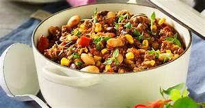 Chili Con Carne Steffen Henssler : chili con carne med b nor och majs ret runt ~ Pilothousefishingboats.com Haus und Dekorationen