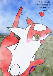 Pokemon Ash X Latias Fan Fiction Images | Pokemon Images